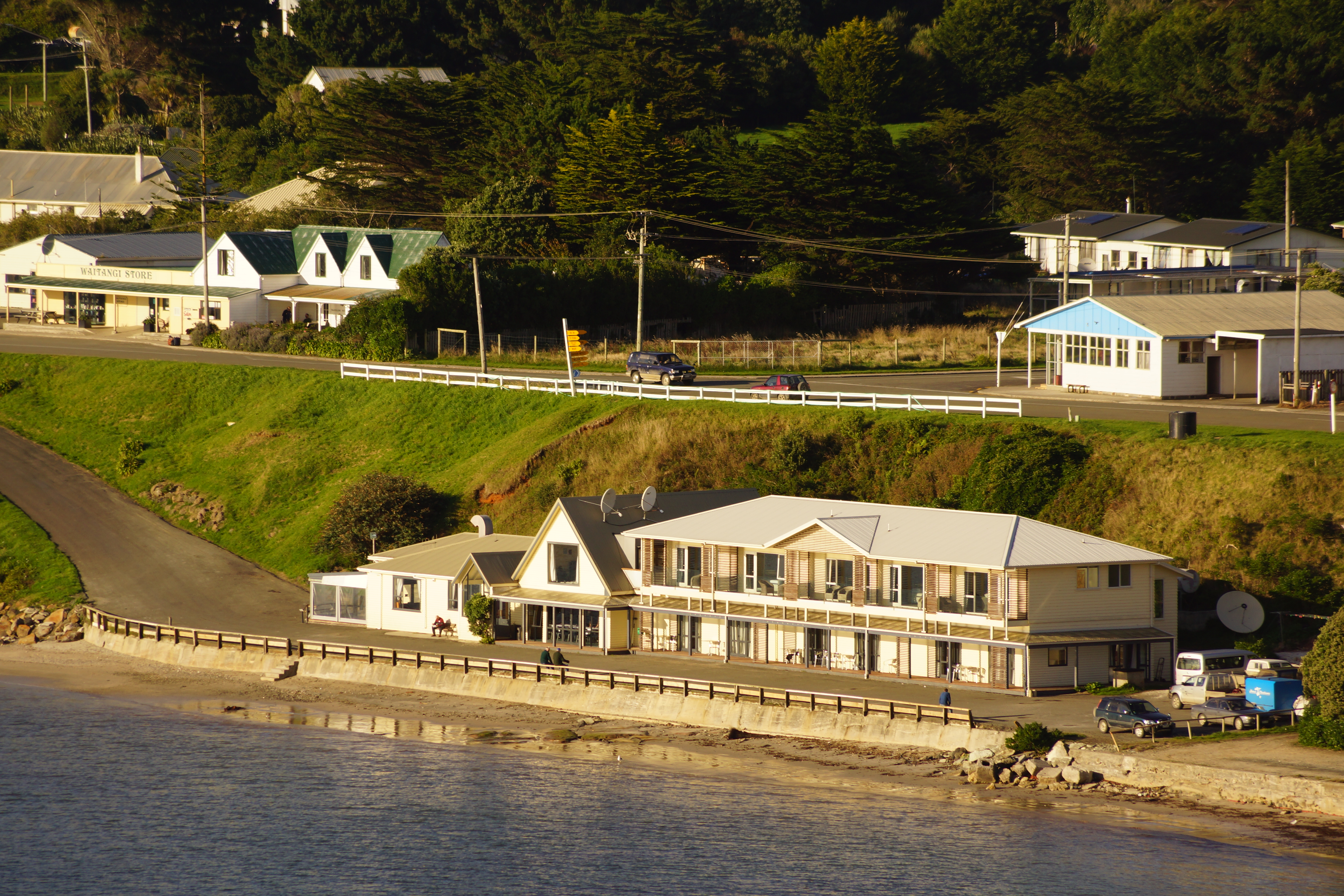 Stay on the beautifully rugged chatham islands aptc for The chatham